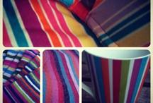 Righe colorate