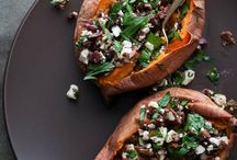 Sweet potato / Healthy sweet potato recipes