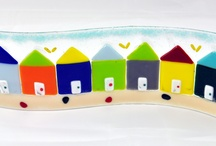 Glass Inferno / Fused Glass