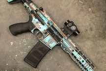 <3 / Best customised guns or just paintjobs. Just perfect to me.