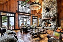 Log Homes Design