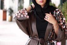 The hijab look