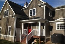 James Hardie Siding Installations