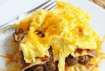 breakfast lasagne