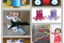 Crafts for kids / by Elizabeth Trotter