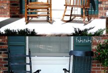 {HOME} Front Porch/Patio / by Daneal Larkin