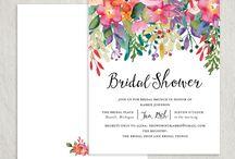 Tahia's Bridal Party