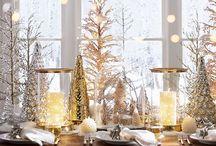 Christmas styling