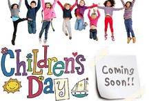 Happy Children's day! / Children's Day is for all year :-)