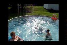 pool ideas / by Marcee Mckay
