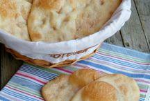 Food: baking..