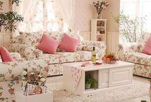 cottage meubelen