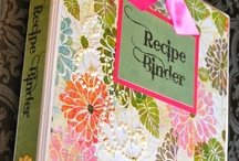 RECIPE/COOK BOOK / by Zia Pissi