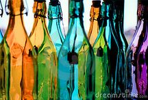 Bottles, Bells, Wind chimes / Bottles, wind chimes, bells