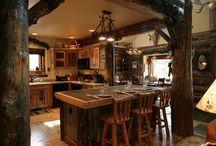 Cocinas rústicas (Country kitchens)