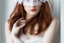 Inspiration □ bridal veils