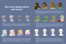 Alien races like us