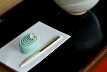Wagashi / Japanese confections / by Maura Labingi