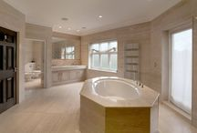 Beautiful Bathrooms / Beautiful bathrooms in these properties for sale in Cheshire.