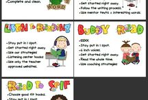 gr.2.daily.five language / by Lynn Fox