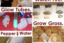 Preschool Science Ideas / by Michelle Siler Smith