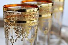 Il thè  nel bicchiere,  o comunque,  nel vetro