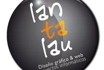 Logotipos :: Diseño Gráfico / Logotipos desarrollados por Lantalau, estudio de diseño gráfico y web en Irun (Gipuzkoa)
