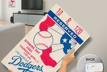 Los Angeles Dodgers - That's My Ticket