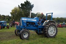 Farm Vehicles