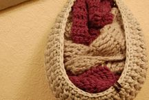 yarn & fabric patterns / Sewing, knitting and crochet patterns, ideas and inspirations