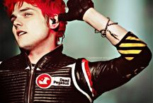 Gerard Way Photos