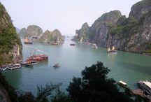 Viaje a Halong Bay - Vietnam / Crónica de un viaje a la Bahía de Halong, en Vietnam. En el blog de viajes: El Viaje No Termina #viajes #Vietnam