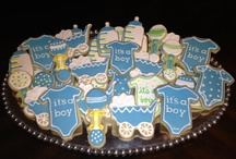 Boy Baby shower / by China s