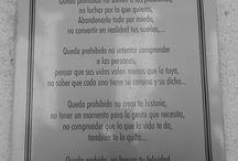 Hermosos Poemas / by Madeline Montanez