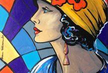 pinturas contemporaneas