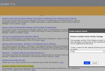 Missing Windows Installer Cache files