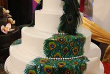 Peacock wedding / by Triniti Johnson