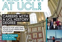 Studying History / by UCL History Department