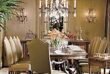 Home Decor Ideas/Dining Room
