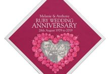 Anniversaries / All things to do with anniversary. Ideas, cards, anniversary party invites and lots more.