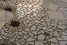 suelos azulejos