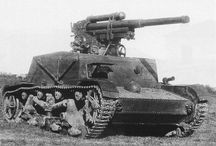 WW2 Tanks Russia