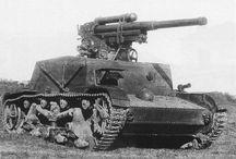 WW2 Tanks Russia