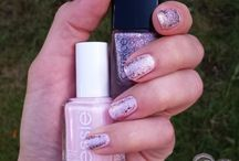 Nagellack mit ♥ / Nails, Baby! #Essie, #SallyHansen #Catrice a.m.m.