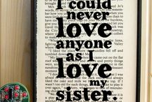 Sister / Sisterly