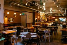 Favourite Restaurants in London / My favourite restaurants in London where I love to dine out in style!