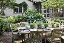Outdoor Home Ideas / Elegant Home Outdoor Ideas