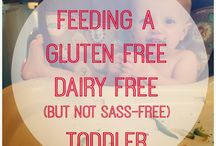 Dairy free toddler meals / by Ashley Yoh