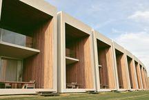 Hotéis/ Design
