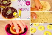 Maquina de hacer donuts, cup cakes, gaufres, galletas, etc...y